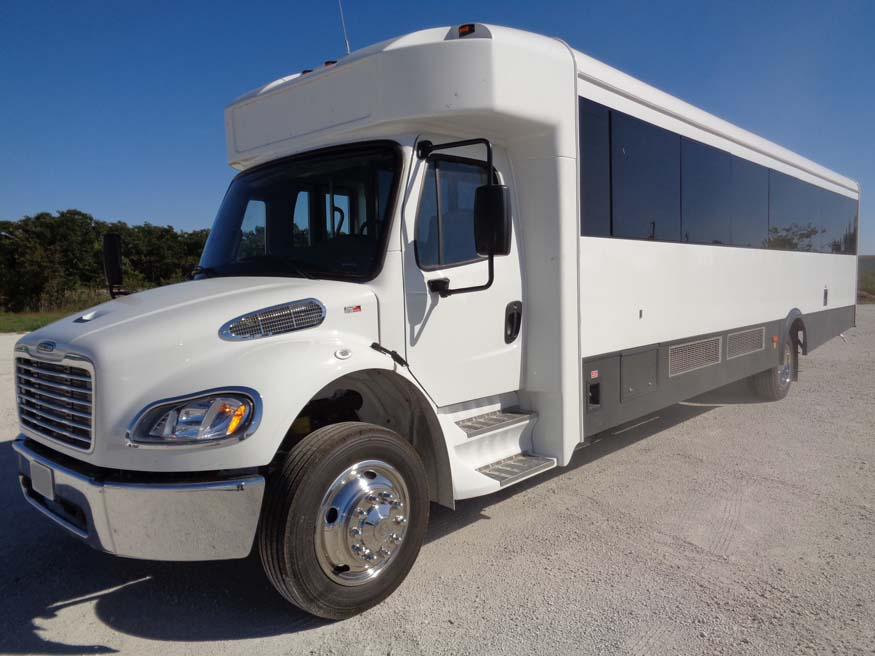 Freightliner Glaval Legacy - Front